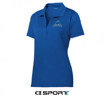 Ladies Posi Charge Polo (Embroidery)
