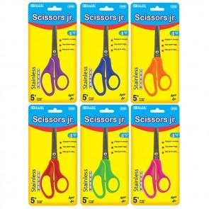 """5"""" Blunt Tip School Scissors"""
