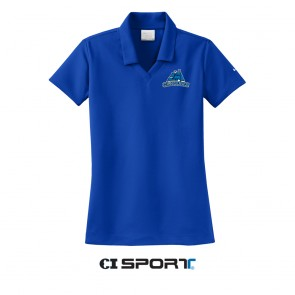 Ladies Nike Dri-FIT Micro Pique Polo (Embroidery)