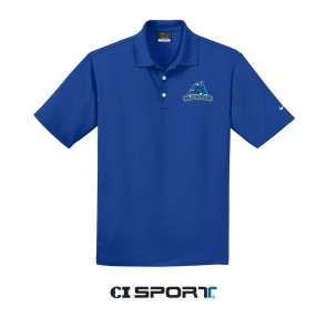 Men's Nike Dri-FIT Micro Pique Polo (Embroidery)